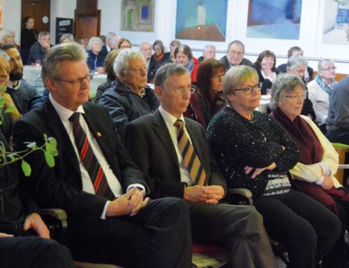 Neujahrsempfang Bürgerverein Für mehr Gemeinschaft nicht nur in der Wiehre